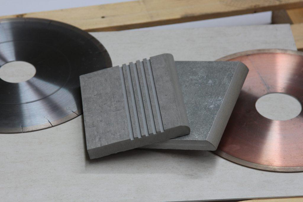 lavorazioni - novecento ceramiche fiorano modenese - Piastrelle Con Becco